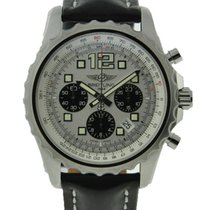 Breitling Chronospace Automatic Steel Silver United States of America, California, Los Angeles