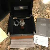 Panerai Radiomir 10 Days GMT Otel 47mm Negru Arabic