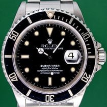 Rolex Submariner Date 16610 Very good Steel 40mm Automatic