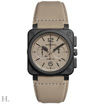 Bell & Ross BR 03-94 Chronographe Ceramic 42mm Champagne