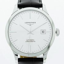 Longines Record L2.821.4.72.2 new
