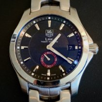 TAG Heuer Link Calibre 6 WJ2110 Good Steel 39mm Automatic