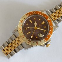 Rolex GMT Master 1675 Tiger Eye Brown Nipple Dial