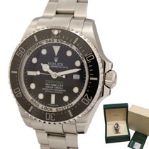 Rolex Deepsea Sea-Dweller James Cameron D-Blue 116660 B&P...