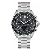 TAG Heuer Formula 1 43mm Chrono Date Quartz Mens Watch...