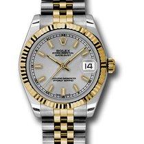 Rolex Lady-Datejust 31 MM 18K Gold Automatic