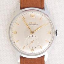 Doxa mint condition vintage 1955 mens wristwatch, manual winding
