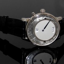 Jaquet-Droz White gold Astrale Twelve Cities  Limited to 8Pcs