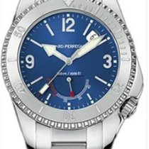 Girard Perregaux 49920-11-451-11A blu Sea Hawk II Automatic in...