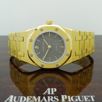 Audemars Piguet Royal Oak Lady Medium Damen Automatic 750 GOLD...