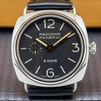 Panerai PAM00190 Radiomir 8 Days Manual Wind SS (27234)