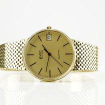 BWC-Swiss Vinatge Gold Watch 585 / 14K Ref: 128-6824