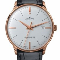 Junghans Meister Chronometer Or/Acier