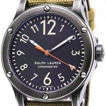 Ralph Lauren Safari Automatic Stainless Steel Men's Sports...