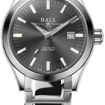 Ball Engineer M Stal 43mm Szary