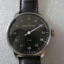 Meistersinger Steel Manual winding AM3307 new