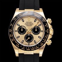 Rolex Daytona Yellow gold Champagne United States of America, California, San Mateo