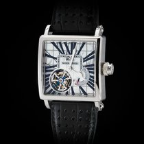Roger Dubuis Golden Square White gold 40mm Mother of pearl Roman numerals United States of America, Washington, Seattle