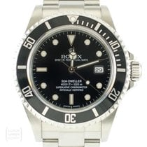 Rolex Uhr Sea-Dweller Edelstahl  Ref.16600
