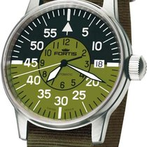 Fortis Steel Automatic 595.11.16N11 new