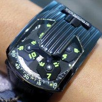 Urwerk Hexagon Titanium Supremacy of Black - UR-103