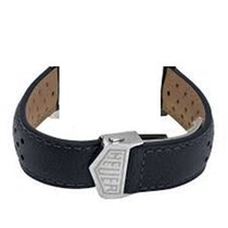 TAG Heuer NEW Genuine Carrera Leather Strap FC6350 - Fits...
