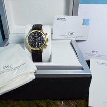 IWC 18k Pilot Fliegerchronograph MegaQuartz von 2000, B&P,...