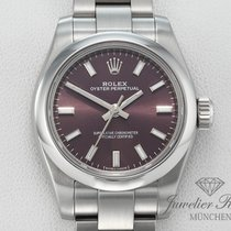 Rolex Oyster Perpetual 176200 Edelstahl Automatik Stahl  Lady