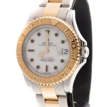 Rolex Yacht-Master Midsize Oyster Perpetual Date Gold & Steel