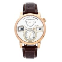 A. Lange & Söhne Rose gold 41.9mm Manual winding 140.032 pre-owned United States of America, Pennsylvania, Bala Cynwyd