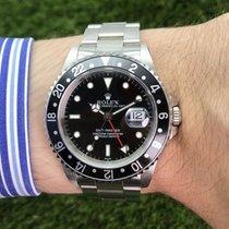 Rolex GMT-Master nuevo 1999 Automático Reloj con estuche y documentos originales 16700