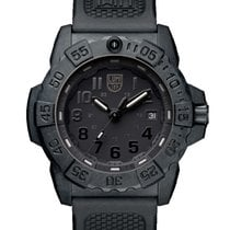 Luminox Carbon 45mm Quartz XS.3501.BO LUMINOX SEA SERIES Navy Seal Nero 45mm new