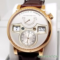 A. Lange & Söhne White gold 42mm Manual winding 140.032 pre-owned