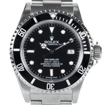 Rolex Sea-Dweller 16600 2006 box and papers