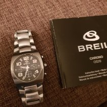 Breil Steel Quartz pre-owned