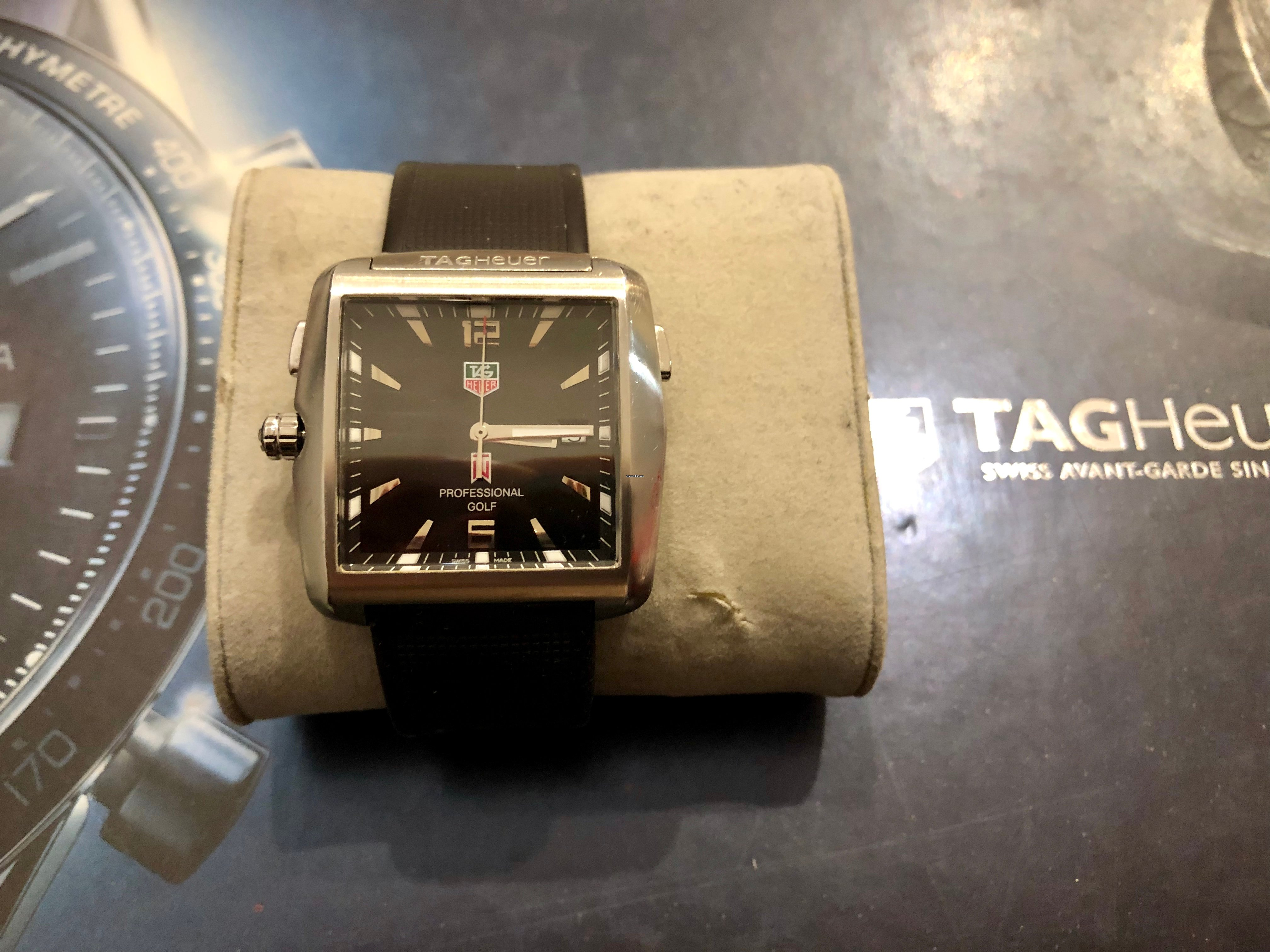 Tag Heuer Professional Golf Watch For 842 For Sale From A