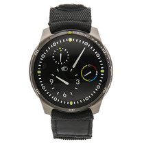 Ressence 46mm pre-owned Black