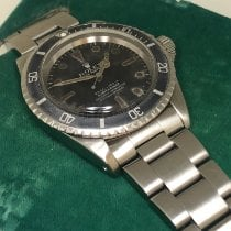 Rolex 40mm Automatisch 1970 tweedehands Submariner (No Date) Zwart