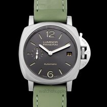 Panerai Luminor Due Acero 38mm Gris
