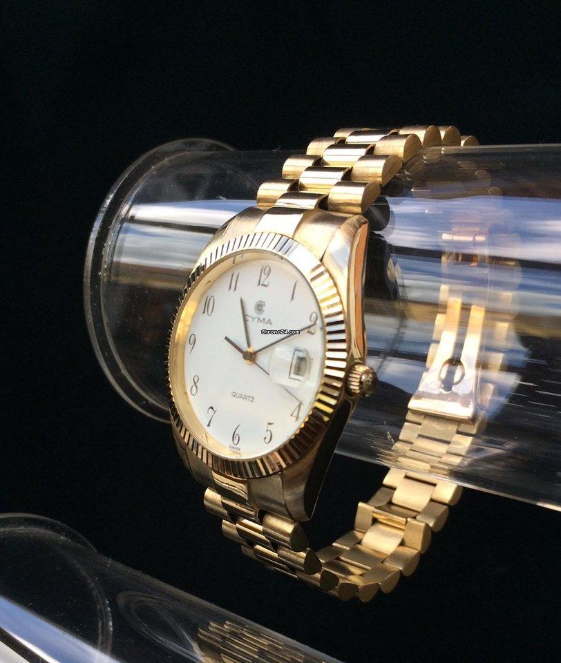 4e73aebeb3fa Relojes Cyma - Precios de todos los relojes Cyma en Chrono24