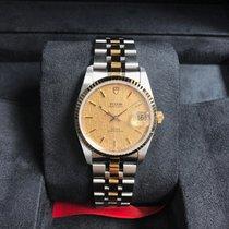 Tudor Gold/Steel Automatic M74033-0013 new