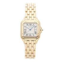 Cartier Panthère Yellow gold 27mm White Roman numerals United States of America, Pennsylvania, Bala Cynwyd