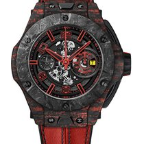 Hublot Big Bang Ferrari new 2019 Automatic Watch with original box and original papers 402.QR.0113.VR.FSC18