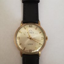 Mondaine Gold/Steel 33mm Automatic pre-owned United Kingdom, Leicester