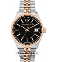 Philip Watch Caribe Steel 46mm Black