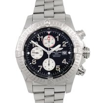 Breitling Super Avenger Steel 48mm Black United States of America, Florida, Boca Raton