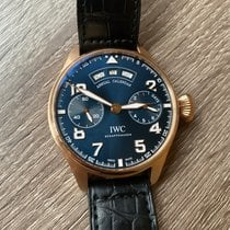 IWC Big Pilot Red gold Blue United States of America, California, Sunnyvale