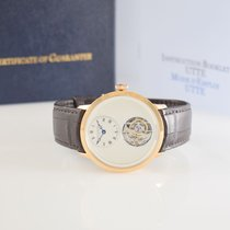 Arnold & Son UTTE Red gold 42mm Gold