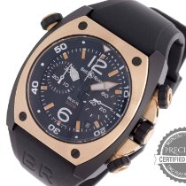 Bell & Ross BR 02 Rose gold 44mm Black Arabic numerals United States of America, Pennsylvania, Willow Grove
