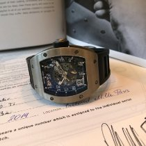 Richard Mille Titanium Automatic Transparent new RM 010